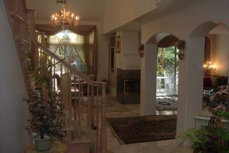 Beautiful house near beach and golf - Townhouse