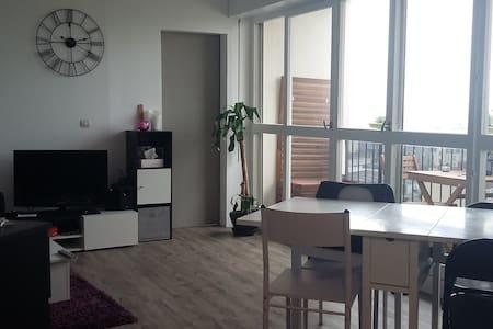 Appartement calme et lumineux aux portes de Paris - Pantin - Appartement
