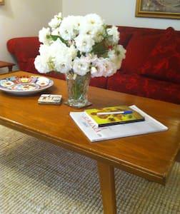 Quality private s/c apartment, free WIFI & parking - Lägenhet