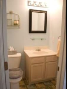 Private bedroom and bathroom, pool! - Townhouse