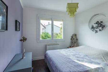 Private bedroom - Neuilly-Plaisance