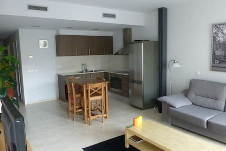 Lovely apartment in the City Center - Figueres - Apartment