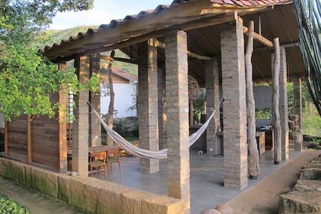 Casa El Naranjito - Barichara - Hus
