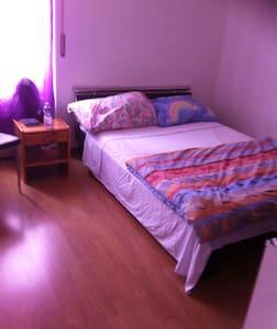 simple et calme chambre - La Chaux-de-Fonds