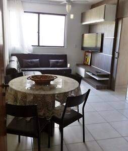 Lindos apartamentos frente à Praia dos Ingleses - Florianópolis - Huoneisto