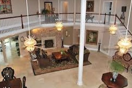 Beautiful Mansion house-2 rooms ava - Bed & Breakfast