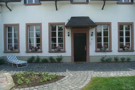 Ferienwohnung im Rosenhof - Apartment