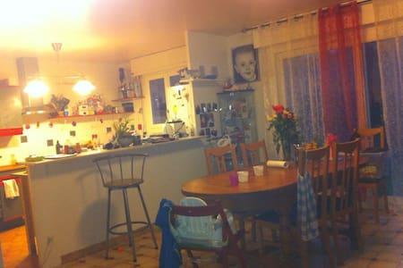 maison familiale à 45 min de Paris - Limay - Ev