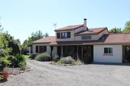 maison familiale - Haus