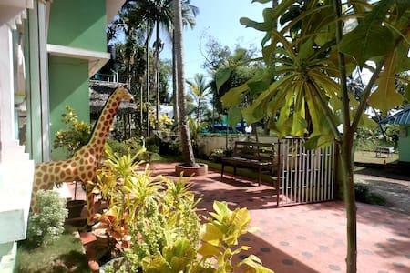 Green Garden Ayurvedic Resort - Pension