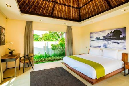 Modern 1BR Villa in Bali - Vila