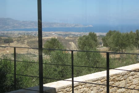 Breathtaking view in a quiet and convenient place - Daire