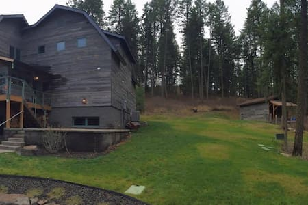 Private Room On 10 Acres Of Forest - Spokane