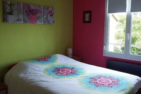 "Bed & Breakfast au ""Clos des Artistes"" - Bed & Breakfast"
