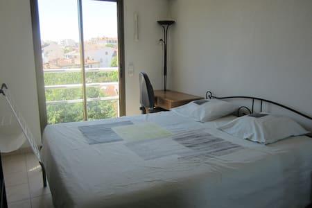 le patio,de rêve - Antibes - Apartment