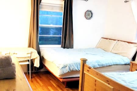 Boston Miz - Ivy Private Room/safest Newton - Newton - Guesthouse