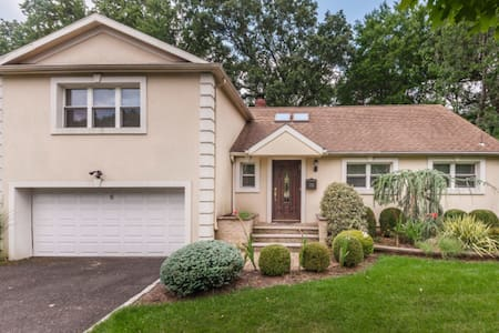 Cozy 5br home near Baltusrol! - Σπίτι