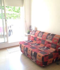 Joli studio avec grande terrasse - Gardanne