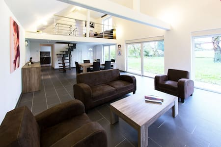 Beautiful Modern House 6people. with Big Garden - Vendenheim