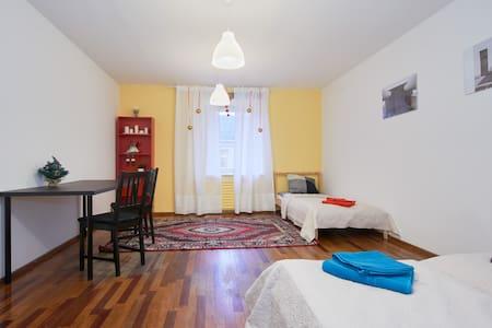 Квартира в центре по лучшей цене - Lägenhet