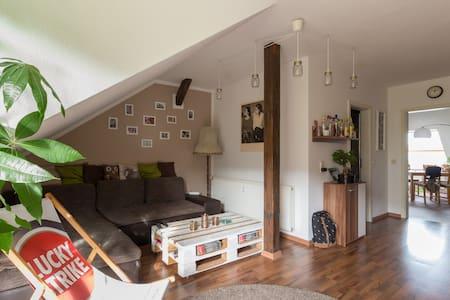 Zentrale Wohnung | ruhige Lage - Apartament