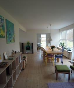 Stort og familievenligt hus - Bindslev - House