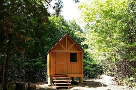 Private Bunkie In The Woods (2) + Nature Trails - Ház