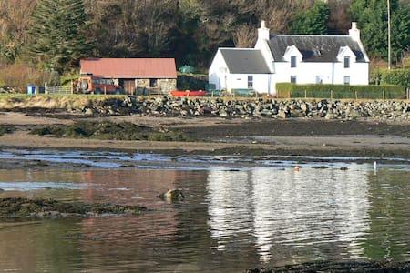 Cruard Cottage, Isle of Skye - Isleornsay