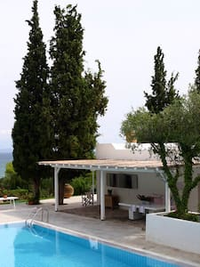 Seaside house close to Athens & Delfi - Dilesi - House