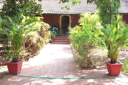 Typical Goan House - Ev
