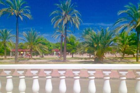 Уютный таунхаус  с бассейном - San Javier - Huis