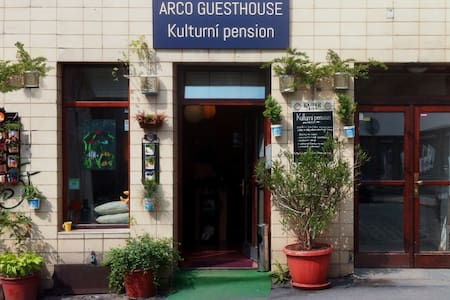 ARCO Guesthouse - History & Culture - Prag - Bed & Breakfast