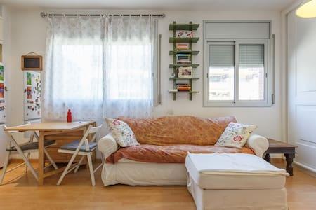 Loft con encanto ideal familias con niños pequeños - Loft