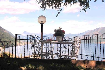 Villa con giardino - Argegno - Appartamento