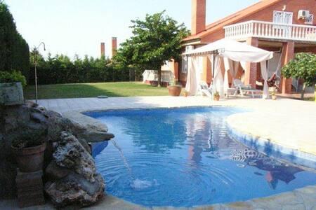 Habitación principal en Chalet compartido. - Rivas-Vaciamadrid - Chalet