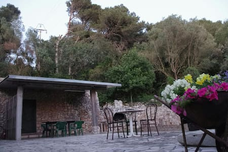 Villetta in pineta a Santa Cesarea - Santa Cesarea Terme - Flat