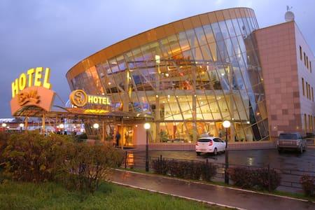 Номер в отеле Арабский люкс - Oktyabrskiy - Overig