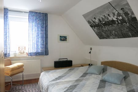 Haus Bellevue-Kurstadt Bad Salzd. - Bed & Breakfast