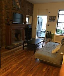 Full Apt 1 Bedroom in UWS Manhattan - New York - Flat