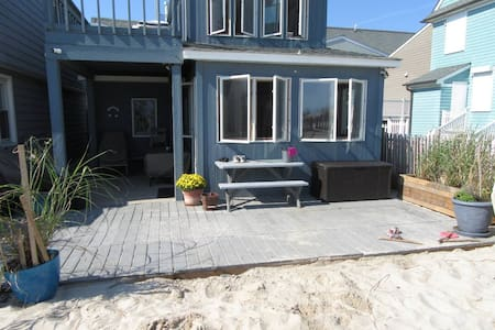 Ocean Front Beach House in Lavallette - Lavallette - Hus