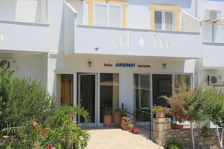 Arsinoi Studios Kalamaki Crete - Kalamaki