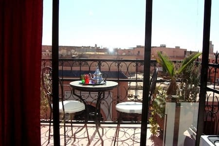 Private RoofTop - Marrakech - Bed & Breakfast