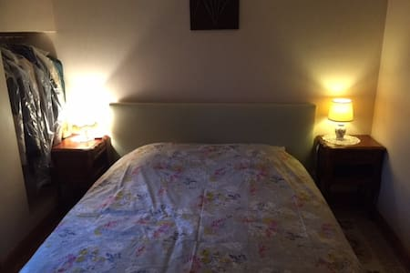 Chambre pour 2  (lit king size) - Brie - Bed & Breakfast