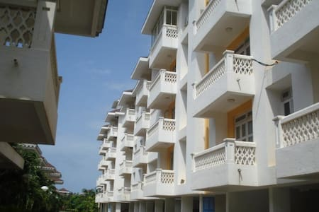Aquamarina, Colva - Navelim - Apartment