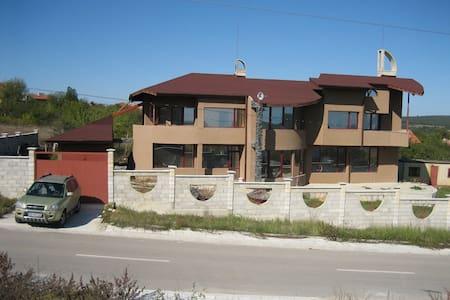 A spacious and sunny villa - Varna