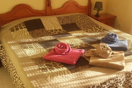 Bedroom!!!Bienvenue!Welcome! - Los Cristianos