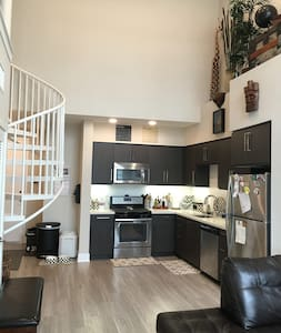 Penthouse 3Br Luxury 2 Story Loft in Downtown LA - Loftlakás