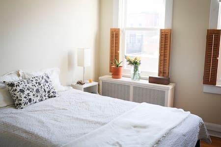 Lovely Room in Hampden - Ház