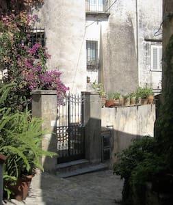 Adriana historical house - Scalea - Haus