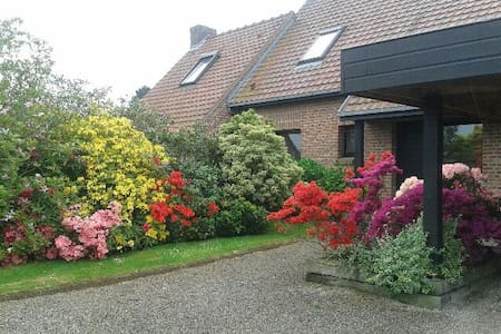 ID des monts des Flandres - Bed & Breakfast